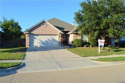 Fort Worth Single Family Home For Sale: 8809 Saranac Trail