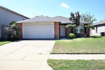Fort Worth Single Family Home For Sale: 5401 New Castleton Lane