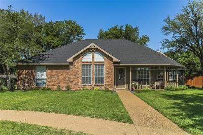 Garland Single Family Home Active Contingent: 1305 Waterford Place