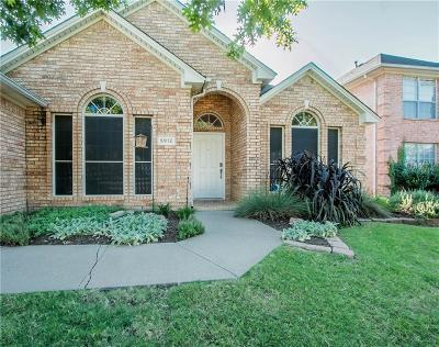 Haltom City Single Family Home For Sale: 5912 Ember Glen Drive