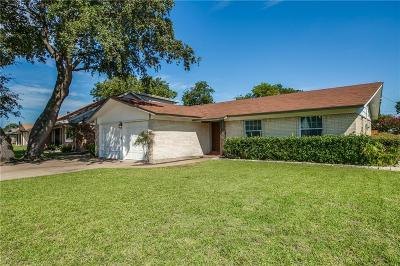 Garland Single Family Home For Sale: 4613 Bethany Drive