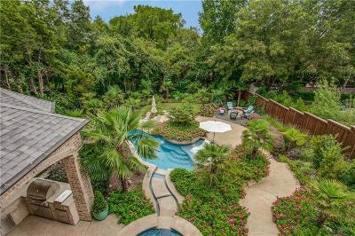 Dallas Single Family Home For Sale: 7155 W Circle Drive