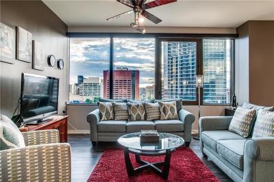 Dallas Condo For Sale: 1200 Main Street #606