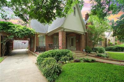 Single Family Home For Sale: 1007 N Edgefield Avenue
