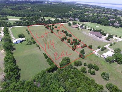 Rockwall, Royse City, Fate, Heath, Mclendon Chisholm Residential Lots & Land For Sale: Lt 114 Kyser Spring Road