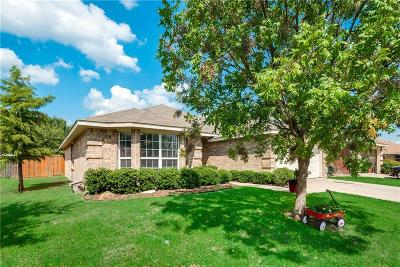 Royse City Single Family Home Active Option Contract: 625 Silverleaf Court