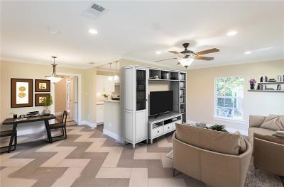 Dallas Single Family Home For Sale: 1408 Barlow Avenue