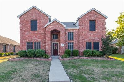 Royse City Single Family Home For Sale: 1609 Logan Drive