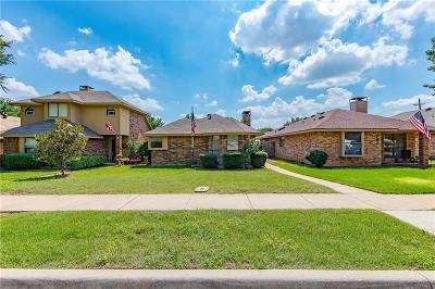 Lewisville Single Family Home For Sale: 760 Red Oak Drive