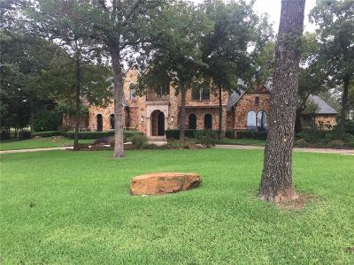 Flower Mound Single Family Home For Sale: 5804 Southern Hills Drive