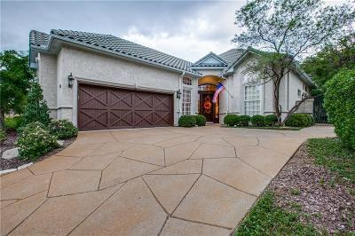 Tarrant County Single Family Home For Sale: 7409 Pebble Ridge Drive