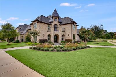 Southlake Single Family Home For Sale: 2009 Montecito Trail