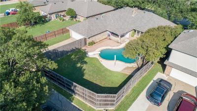 Garland Single Family Home For Sale: 118 Willowcrest Drive