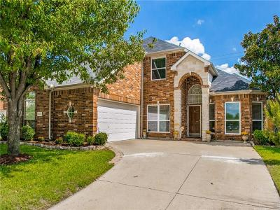 Allen Single Family Home For Sale: 821 Redbud Drive