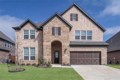 Little Elm Single Family Home For Sale: 1304 Carlet Drive