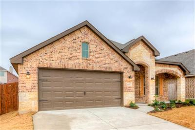 Fort Worth Single Family Home For Sale: 4137 Sweet Clover Lane