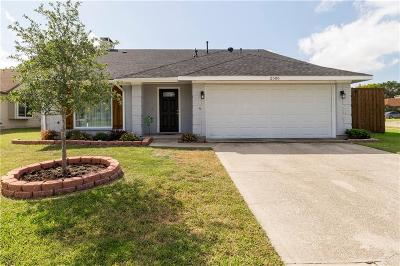 Carrollton Single Family Home Active Option Contract: 2506 Carmel Drive