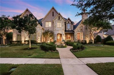 Southlake TX Single Family Home For Sale: $1,499,000