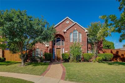Plano Single Family Home For Sale: 7705 Myrtle Springs Drive