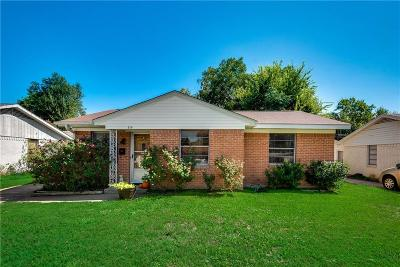 Mesquite Single Family Home For Sale: 314 Andover Drive