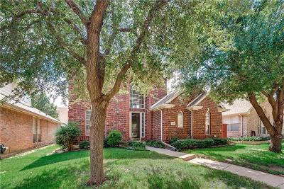 McKinney Single Family Home For Sale: 2613 Vail Drive