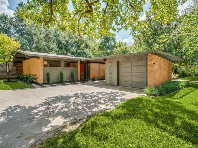 Dallas Single Family Home For Sale: 9810 Northcliff Drive