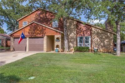 Arlington Single Family Home For Sale: 4907 Sagebrush Court