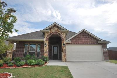 Wylie Single Family Home For Sale: 2101 Jayden Lane
