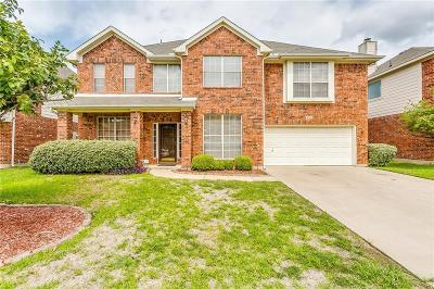 Fort Worth Single Family Home For Sale: 4508 Stone Mountain Drive