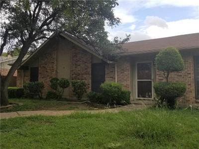 Single Family Home Active Option Contract: 2920 Rolling Hills Drive
