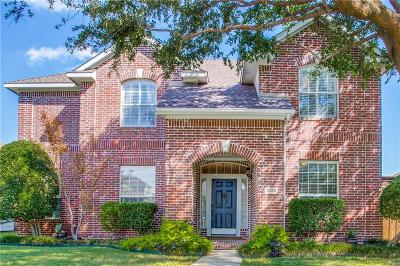 Plano Single Family Home For Sale: 2725 Buck Hill Drive
