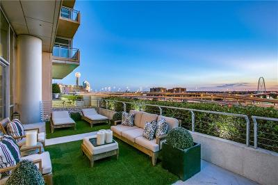 Dallas Condo For Sale: 2200 Victory Avenue #507
