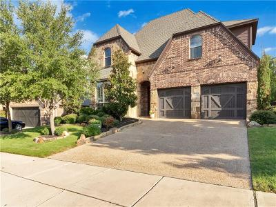 McKinney Single Family Home For Sale: 4109 Valley Ridge Lane