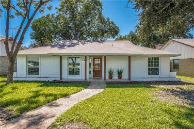 Dallas Single Family Home For Sale: 3114 Lockmoor Lane