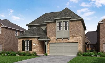 Carrollton Single Family Home Active Contingent: 2268 Red Mule Lane