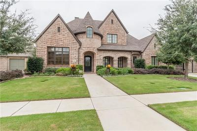 Coppell Single Family Home For Sale: 621 Saint James Place