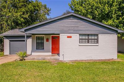 Mesquite Single Family Home For Sale: 1415 Highland Street