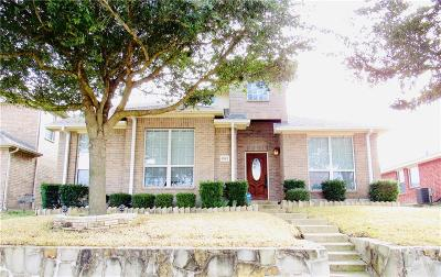 Garland Single Family Home For Sale: 1922 Rustic Creek Drive