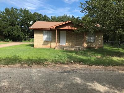 Granbury Single Family Home For Sale: 706 Spring Street