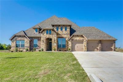 McKinney Single Family Home For Sale: 5207 Trail House