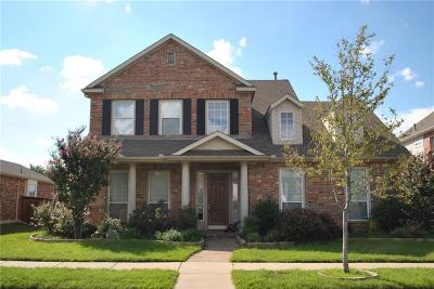 Carrollton Single Family Home For Sale: 3905 Morning Dove