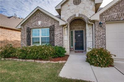 Little Elm Single Family Home For Sale: 3329 Edgewater Drive