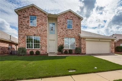 Fort Worth Single Family Home For Sale: 509 Richmond Park Lane