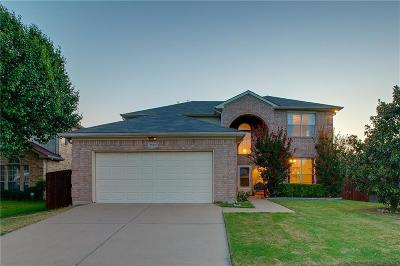 Arlington Single Family Home For Sale: 6014 Flat Wood Lane