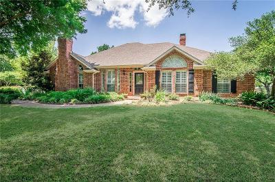 Wylie Single Family Home For Sale: 21 Lago Vista E