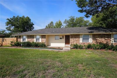 Rockwall Single Family Home For Sale: 544 N Stodghill Road