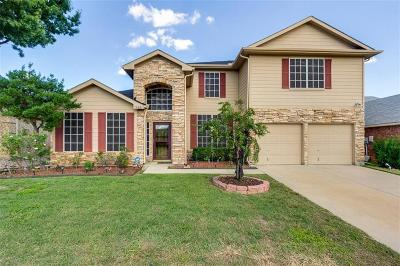Arlington Single Family Home For Sale: 7505 Quail Springs Drive