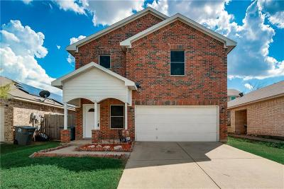 Dallas Single Family Home Active Option Contract: 126 Cliff Heights Circle