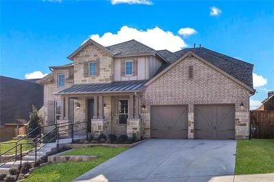 Single Family Home For Sale: 1709 Crested Ridge