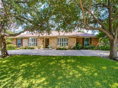 Dallas Single Family Home For Sale: 10232 Boedeker Street
